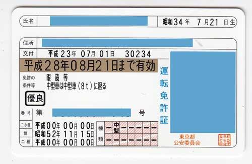 日本驾驶执照翻译-国外驾照翻译换国内驾照